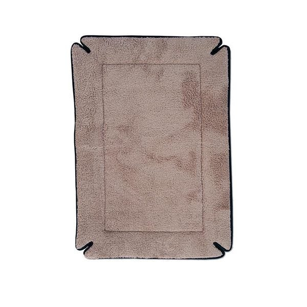K & H Pet Products Memory Foam Gray Crate Pad