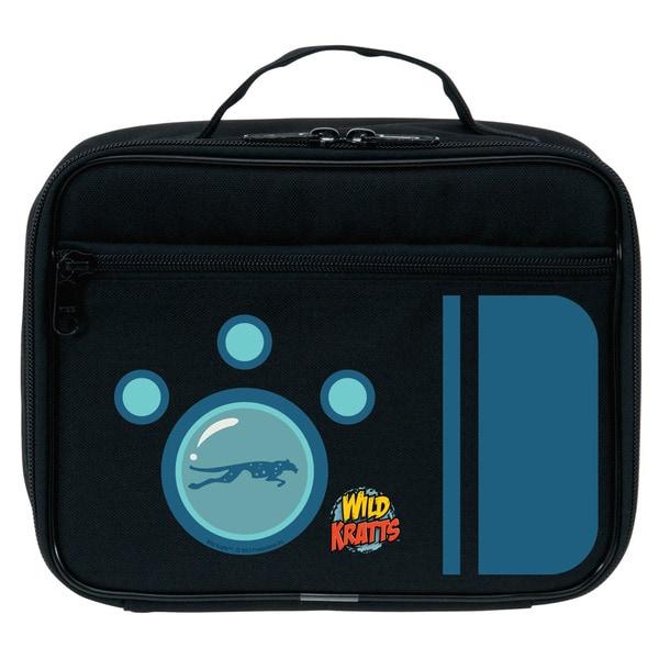 Wild Kratts Blue Creature Power Lunch Bag