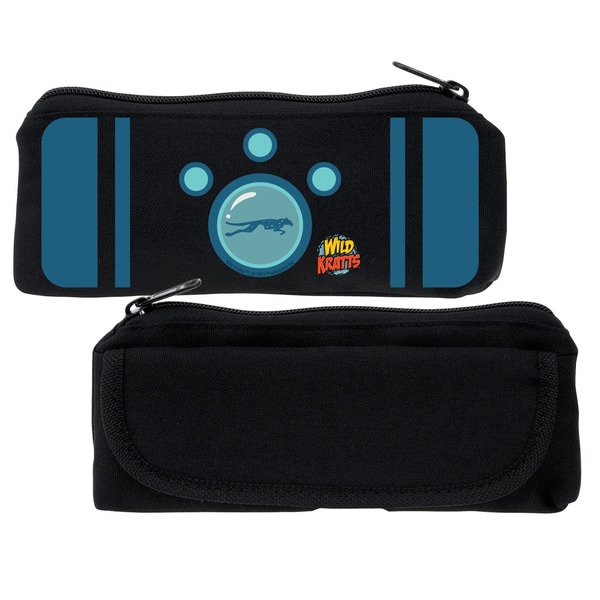 Wild Kratts Blue Creature Power Pencil Case