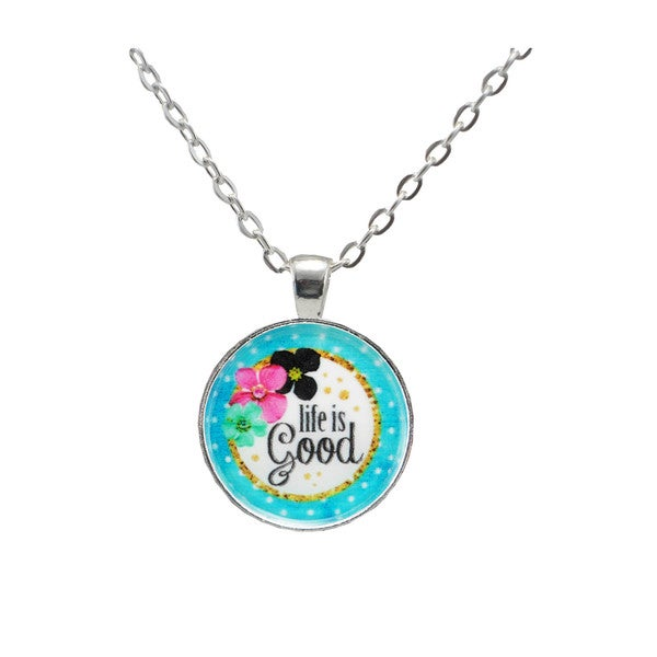 Be The Envy 'Life is Good' Necklace