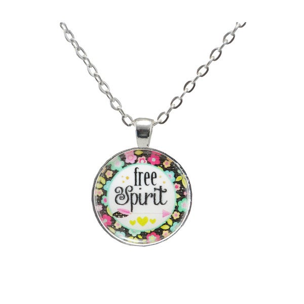Be The Envy 'Free Spirit' Necklace