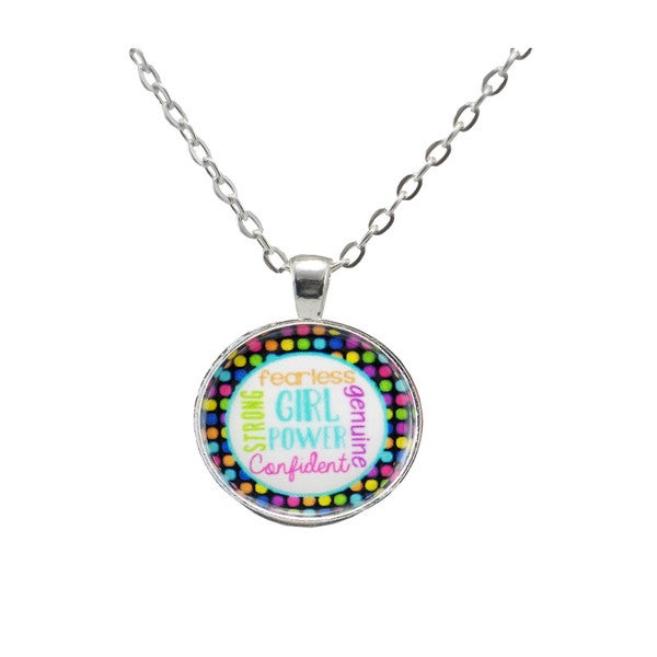 Be The Envy 'Fearless' Necklace