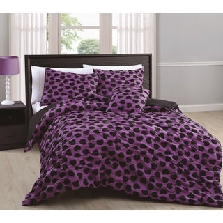 Mandy Hearts 4-piece Comforter Set