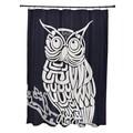 "Hootie Animal Print Shower Curtain (71"" x 74"")"
