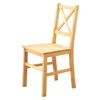 Scandinavian Lifestyle Marta Dining Chairs (Set of 2)
