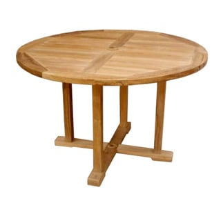 D-Art Teak Beachside Umbrella Table (Indonesia)