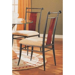 LYKE Home Oakmont Side Chairs (Pack of 4)