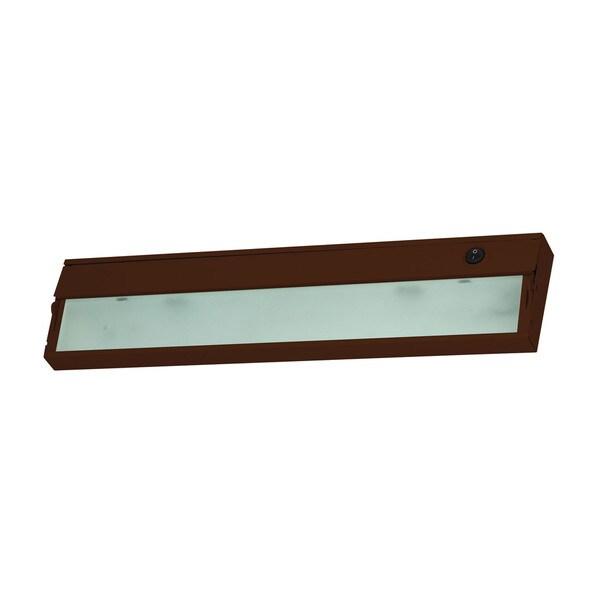 Cornerstone Aurora 2-light Bronze Under Cabinet Light