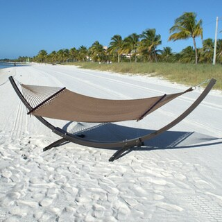 48-inch Polyester Double Caribbean Hammock
