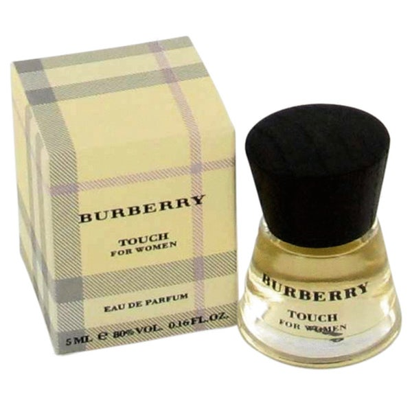 Burberry Touch Women's 0.16-ounce Eau de Parfum Miniature Splash