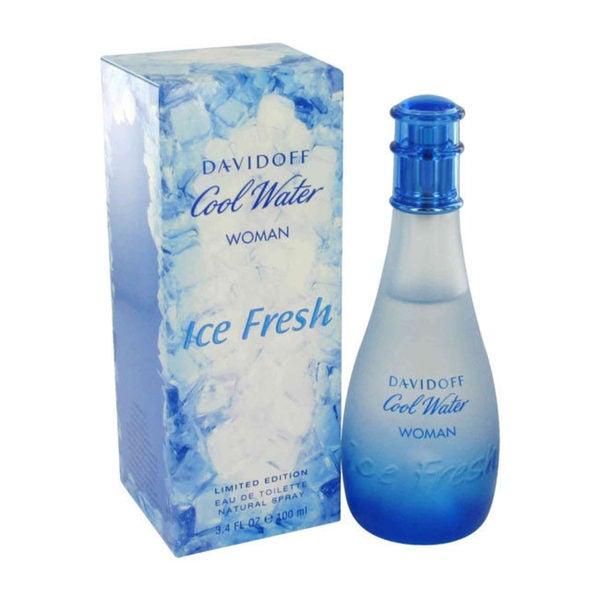 Zino Davidoff Cool Water Ice Fresh 3.4-ounce Eau de Toilette Spray