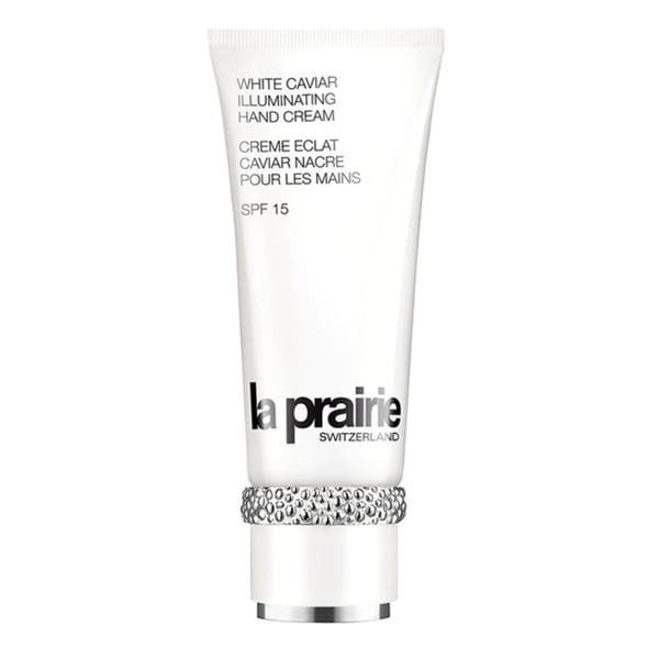 La Prairie White Caviar Illuminating SPF 15 Hand Cream