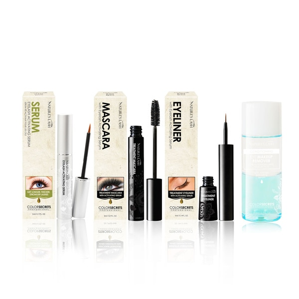 Color Secrets Nature's Lash Eyelash Activating System