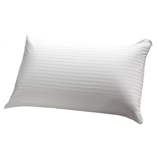 Side 2 Side Reversible Memory Foam and Fiber Pillow