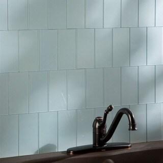 Aspect 3x6-inch Glacier Decorative Wall 15-Square Foot Kit