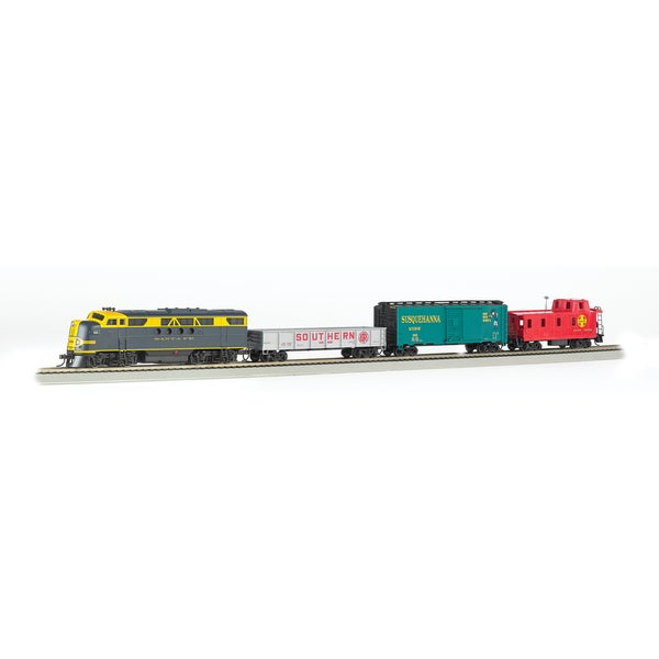 Bachmann Trains Blue Lightning App SmartPhone Controlled Electric Train Set