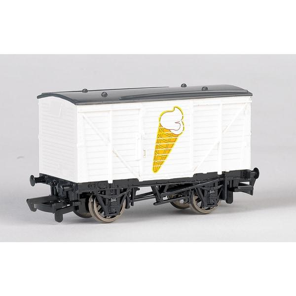 Bachmann Trains Thomas and Friends Ice Cream Wagon- HO Scale Train