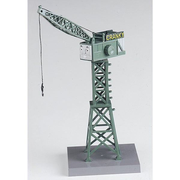 Bachmann Trains Thomas and Friends Cranky The Crane Scenery Item- HO Scale