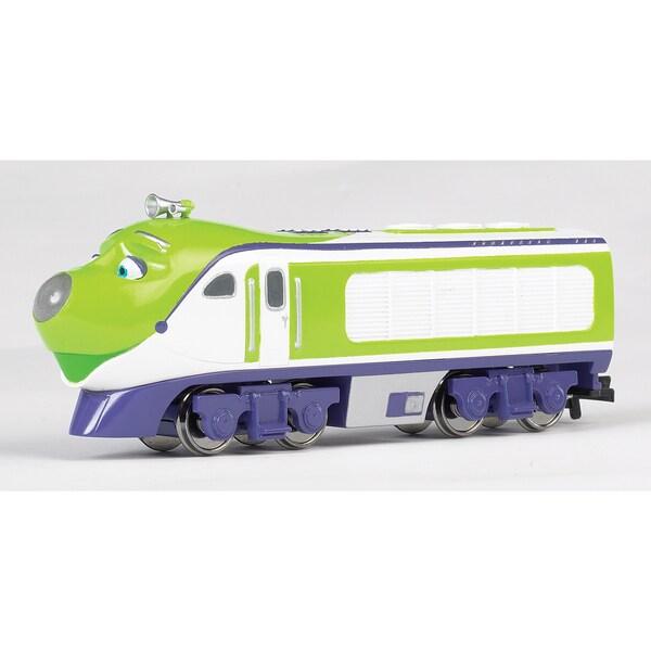 Bachmann Trains Chuggington Koko Locomotive with Operating Headlight- HO Scale Train