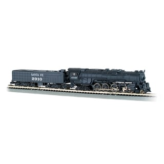 Bachmann Trains Empire Builder N Scale Ready To Run Electric Train Set
