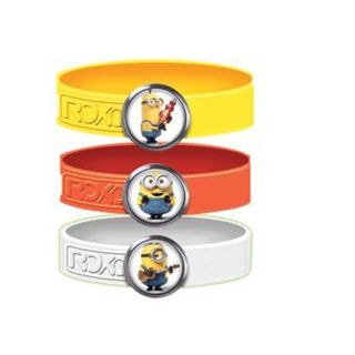 Jumbo Minions ROXO Bands Bundle #2