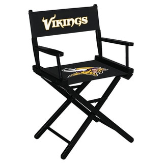 Official Licensed NFL Football Table Height Director's Chair (M-W)