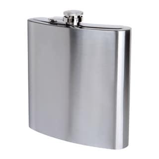 Sharper Image Stainless Steel Oversized Flask