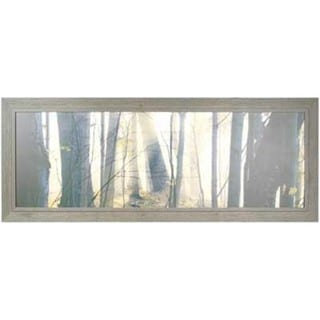 Forest Light 26-inch x 66-inch Framed Print Wall Art