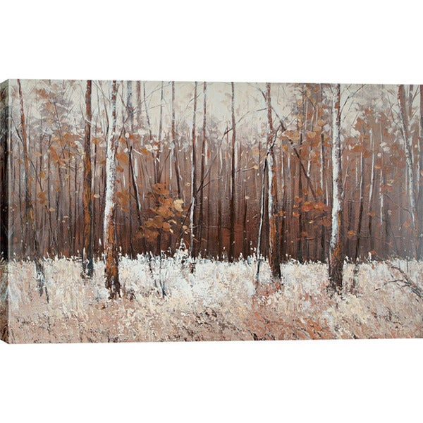 Prairies Edge 40-inch x 60-inch Oil Wall Art