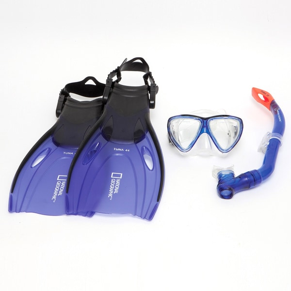 National Geographic Snorkeler Tuna 44 Kid Set