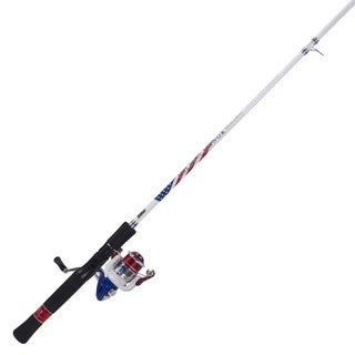 Zebco Folds of Honor Spinning Combo
