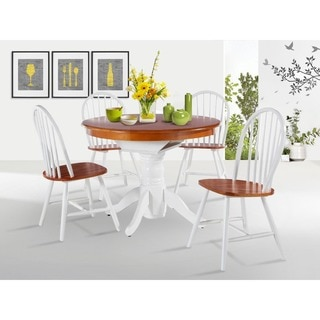 Scandinavian Lifestyle Mindy Dining Table with Extension
