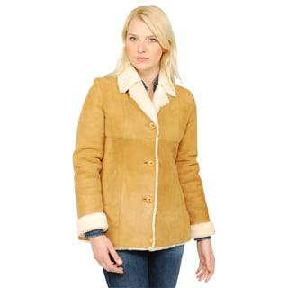 Lana Rafinatta Women's Rubia Shearling Jacket