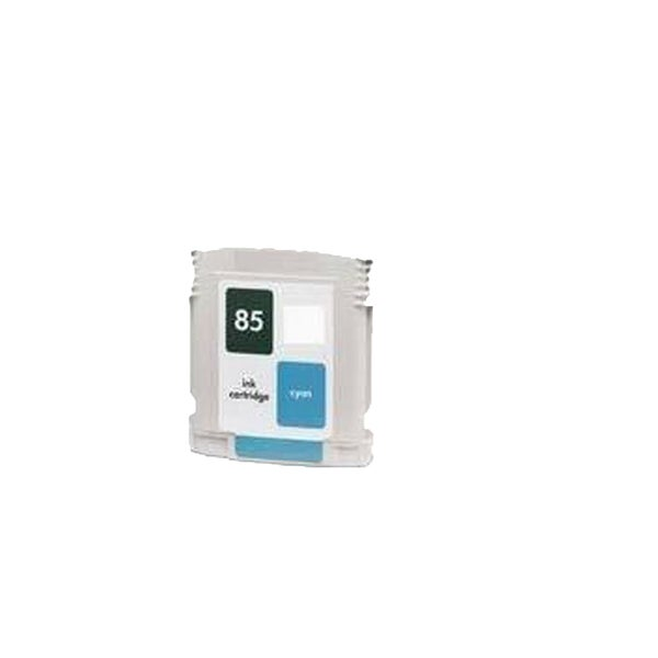 1PK C9425A (HP 85) Cyan Compatible Inkjet Cartridge For HP 30 130 (Pack of 1)