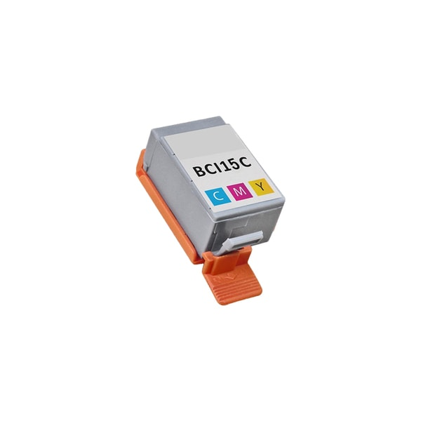 1PK BCI-15C Color Compatible Ink Cartridge For Canon i70 i80 (Pack of 1)