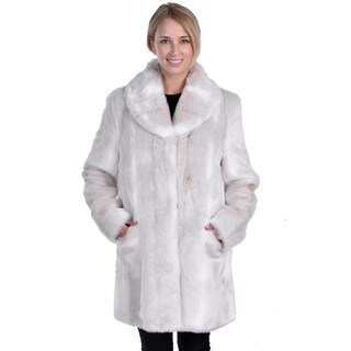Nuage Women's Helsinky Faux Fur Coat