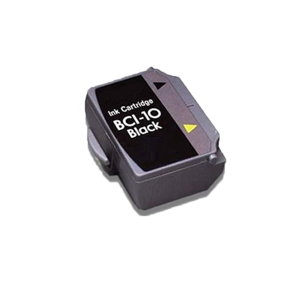 1PK BCI-10 Black Compatible Ink Cartridge For Canon BJ-30 BJCAN-70 (Pack of 1)