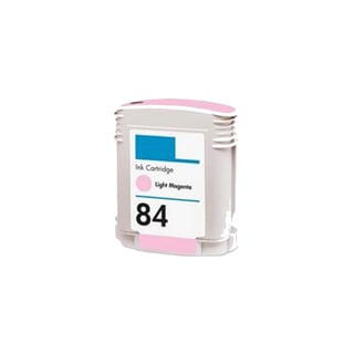 1PK C5018AN HP 84 Light Magenta Compatible Ink Cartridge For HP 10PS 20PS 50PS (Pack of 1)