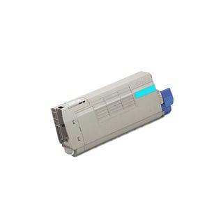1PK Compatible 43324447 Cyan Toner Cartridge For OKI C5600 / C5700 (Pack of 1)