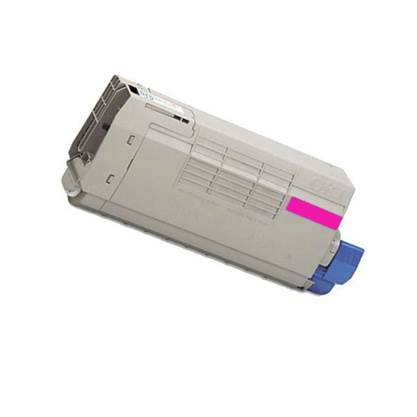 1PK Compatible 43381910 Magenta Toner Cartridge For OKI C5600 / C5700 (Pack of 1)