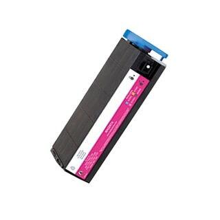 1PK Compatible 41963002 Magenta Toner Cartridge For OKI C7100 (Pack of 1)