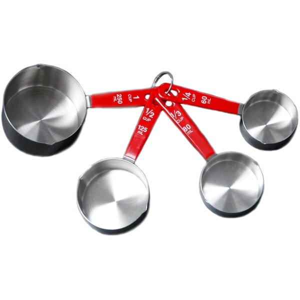 4 -piece measuring cup Set