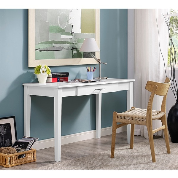 Midtown Writing Desk - White