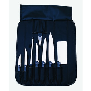 Knife Set 9-piece Folding Wrap