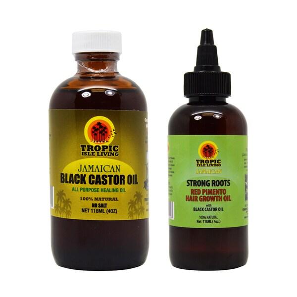Tropic Isle Living Hair Growth Oil Set 17680942