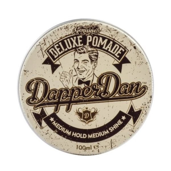 Dapper Dan Deluxe 100mL Medium Hold Pomade