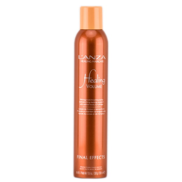 Lanza Healing Volume Final Effects 10-ounce Finishing Spray