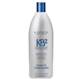 Lanza KB2 33.8-ounce Leave-In Conditioner