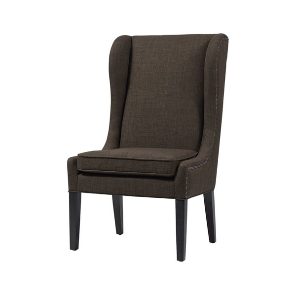 Madison Park Sydney Traditional Wing Dining Chair ...