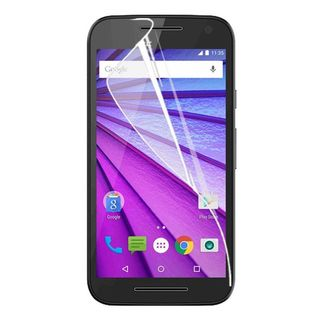 Insten Clear LCD Phone Screen Protector Film Cover For Motorola Moto G 3rd Gen
